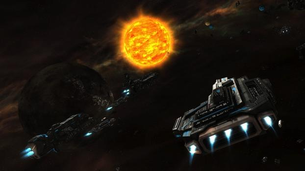 Sins of a Solar Empire: Rebellion - Forbidden Worlds on PC screenshot #4