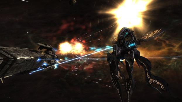 Sins of a Solar Empire: Rebellion on PC screenshot #4