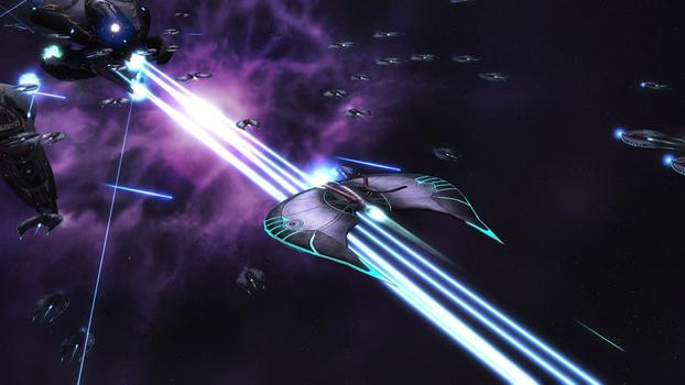 Sins of a Solar Empire: Rebellion on PC screenshot #1
