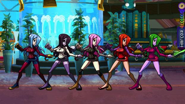 Skullgirls Bundle on PC screenshot #3
