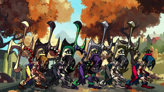 Skullgirls & Color Palette Bundle on PC screenshot #2