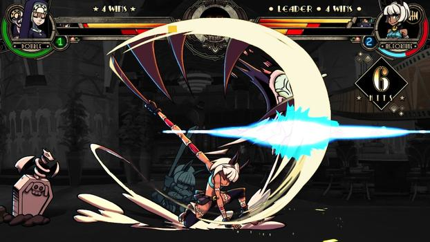 Skullgirls on PC screenshot #6