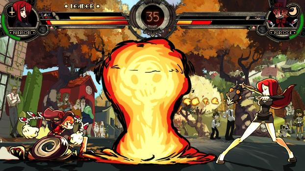 Skullgirls on PC screenshot #5