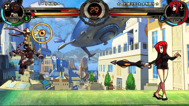 Skullgirls on PC screenshot #3