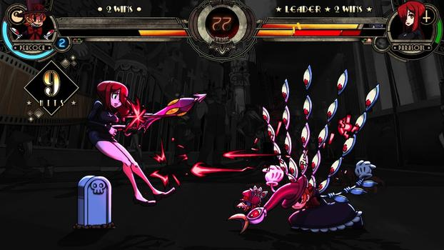 Skullgirls on PC screenshot #2