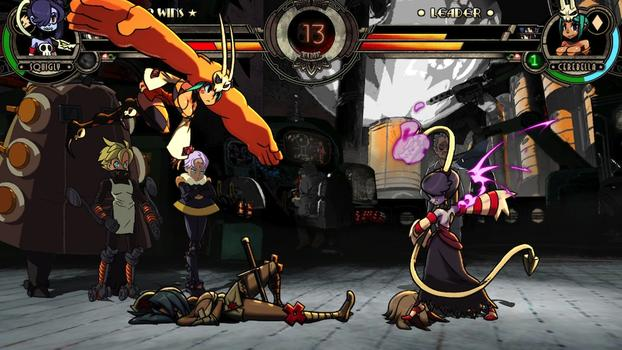 Skullgirls on PC screenshot #1