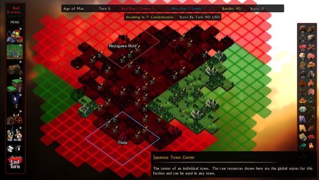 Skyward Collapse: Nihon no Mura on PC screenshot #4