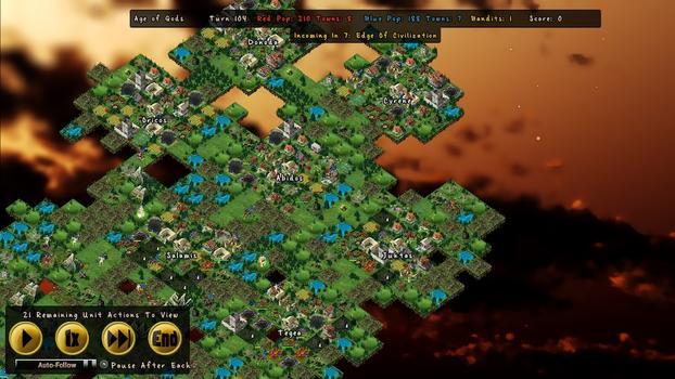 Skyward Collapse on PC screenshot #2