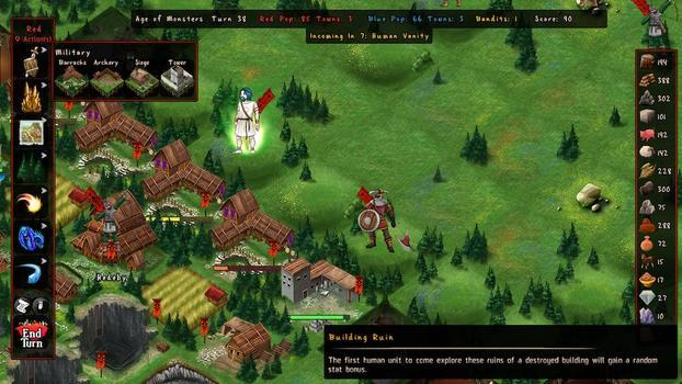 Skyward Collapse on PC screenshot #1