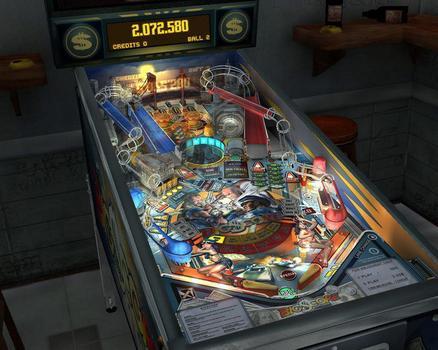 Slamit Pinball on PC screenshot #2