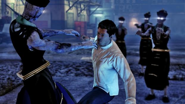 Sleeping Dogs: Nightmare in North Point on PC screenshot #5