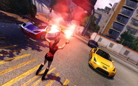 Sleeping Dogs: The Street Racer Pack on PC screenshot #1