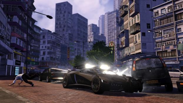 Sleeping Dogs: Wheels of Fury on PC screenshot #5