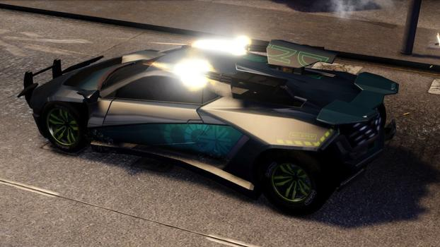 Sleeping Dogs: Wheels of Fury on PC screenshot #2