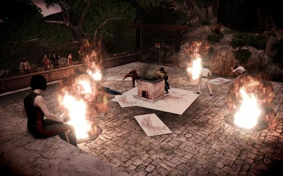 Sleeping Dogs: Zodiac Tournament on PC screenshot #4