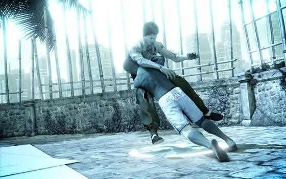 Sleeping Dogs: Zodiac Tournament on PC screenshot #2