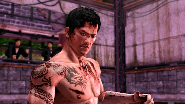 Sleeping Dogs: Zodiac Tournament on PC screenshot #1