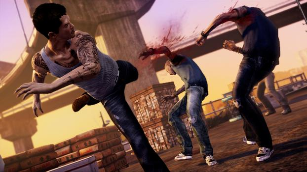 Sleeping Dogs: Limited Edition on PC screenshot #4