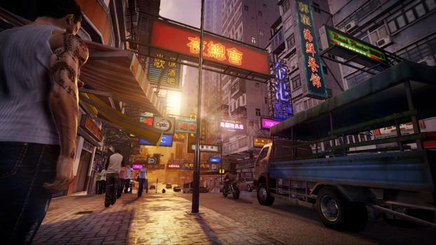 Sleeping Dogs: Limited Edition on PC screenshot #1
