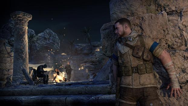Sniper Elite III on PC screenshot #4