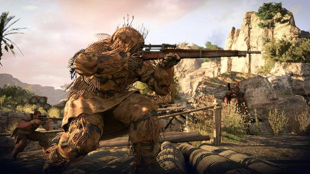 Sniper Elite III on PC screenshot #3