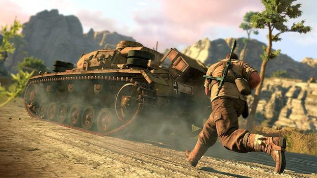 Sniper Elite III on PC screenshot #1
