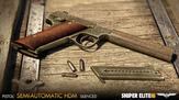 Sniper Elite III - Camouflage Weapons Pack on PC screenshot thumbnail #2