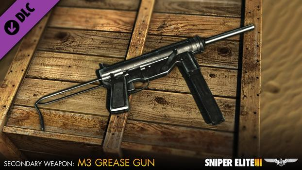 Sniper Elite III – Patriot Weapons Pack on PC screenshot #4