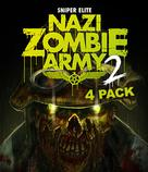 Sniper Elite: Nazi Zombie Army 2 - 4 Pack