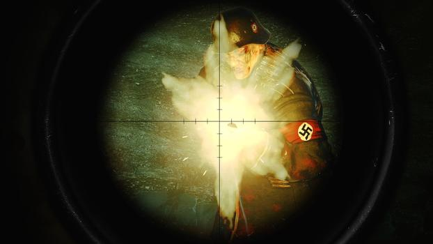 Sniper Elite: Nazi Zombie Army 2 on PC screenshot #5