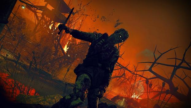 Sniper Elite: Nazi Zombie Army 2 on PC screenshot #4