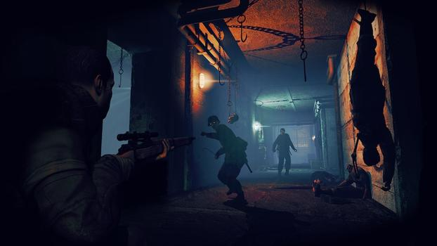Sniper Elite: Nazi Zombie Army 2 on PC screenshot #2