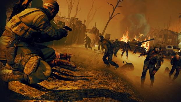 Sniper Elite: Nazi Zombie Army 2 on PC screenshot #1