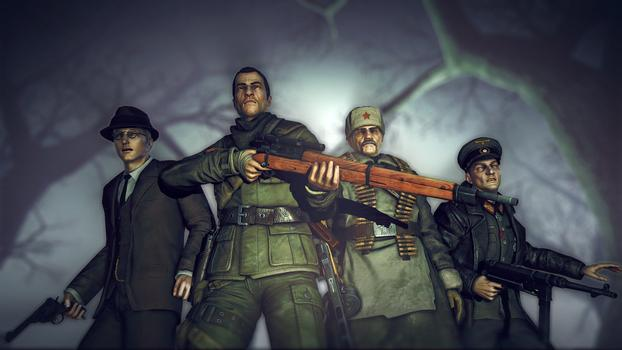Sniper Elite: Nazi Zombie Army 4-Pack on PC screenshot #5