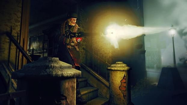 Sniper Elite: Nazi Zombie Army 4-Pack on PC screenshot #3