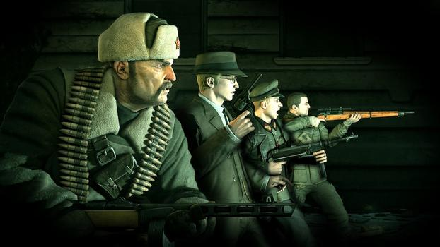 Sniper Elite: Nazi Zombie Army on PC screenshot #3