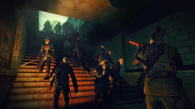 Sniper Elite: Nazi Zombie Army on PC screenshot #2