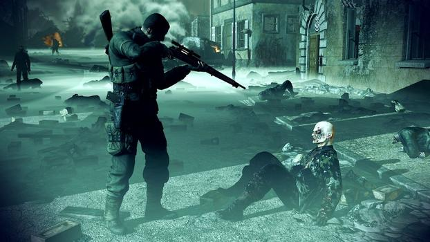 Sniper Elite: Nazi Zombie Army on PC screenshot #1