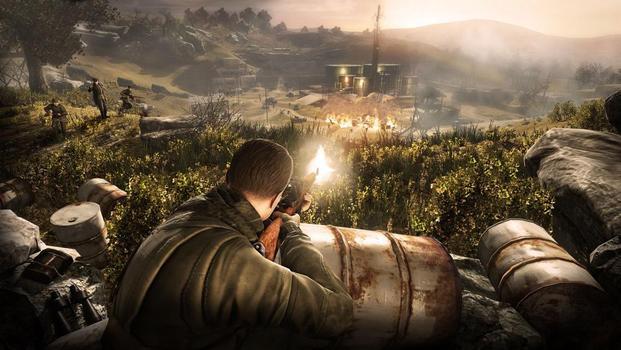 Sniper Elite V2 + DLC Bundle Low Violence on PC screenshot #3