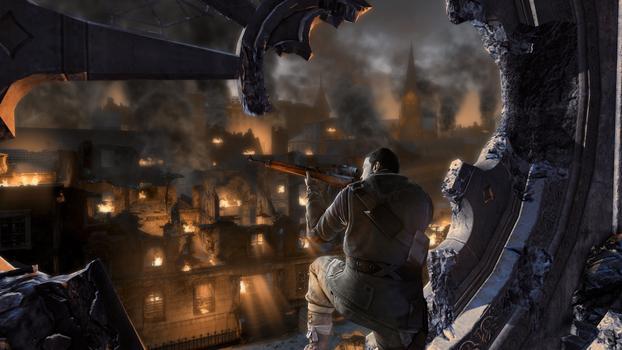 Sniper Elite V2 + DLC Bundle Low Violence on PC screenshot #1