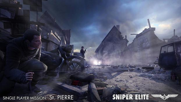 Sniper Elite v2 + DLC Bundle on PC screenshot #5