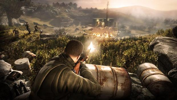 Sniper Elite v2 + DLC Bundle on PC screenshot #3