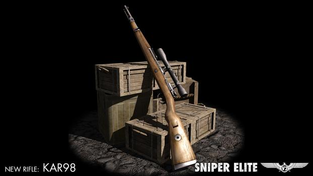 Sniper Elite V2 - Kill Hitler DLC Pack on PC screenshot #3