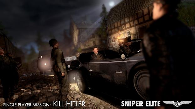 Sniper Elite V2 - Kill Hitler DLC Pack on PC screenshot #2