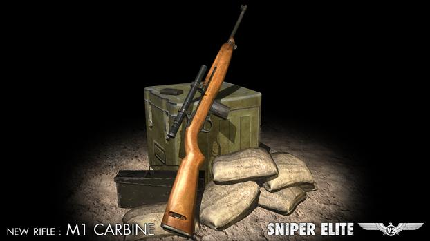 Sniper Elite V2 – The Neudorf Outpost DLC Pack on PC screenshot #2
