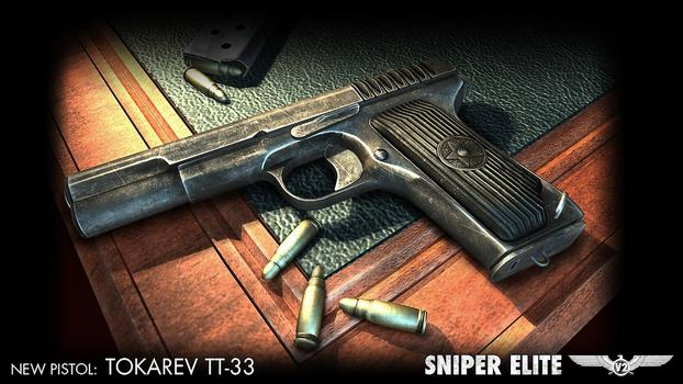 Sniper Elite V2 Patch