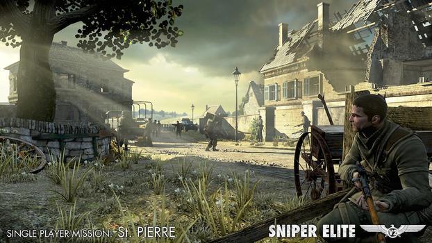 Sniper Elite v2 – The St Pierre DLC Pack on PC screenshot #2