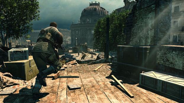 Sniper Elite V2 on PC screenshot #5