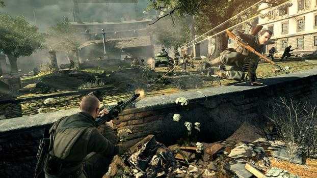 Sniper Elite V2 on PC screenshot #4