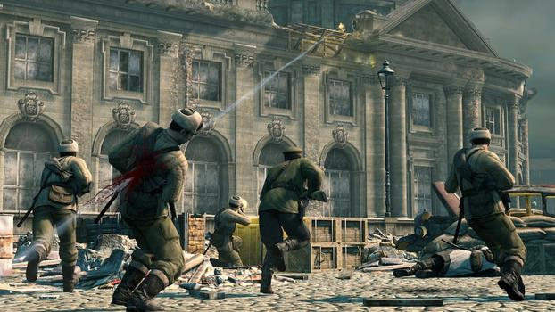 Sniper Elite V2 on PC screenshot #3